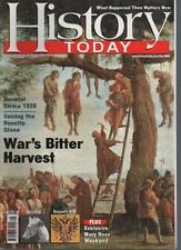 HISTORY TODAY MAGAZINE - Volume 56 (5) May 2006 'War's Bitter Harvest'