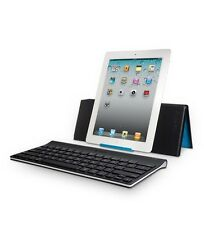 Logitech Tablet Keyboard for iPad - Tastatur - drahtlos