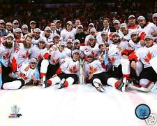 2016 World Cup Of Hockey Team Canada CHAMPIONS NHL Action Photo 8x10