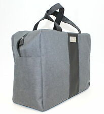 ISSEY MIYAKE L'EAU D'ISSEY MENS GREY SMALL WEEKEND / TRAVEL / GYM HOLDALL