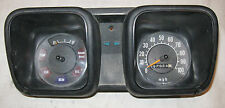 1972 73 74 75 Toyota Pickup Truck Hilux Instrument Cluster Gauge Panel and Trim