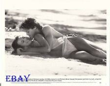 Mila Jovovich Brian Krause VINTAGE Photo Return To The Blue Lagoon