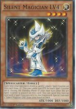 YU-GI-OH: SILENT MAGICIAN LV4 - YGLD-ENC05- 1st EDITION