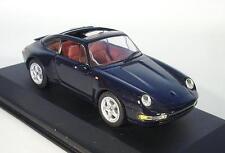 Minichamps 1/43 Porsche 911 Targa schwarz (1995) OVP #5061