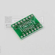 Adattatore TSSOP 16 pin zoccoli integrati DIL 16 SOP SOIC - ART. GA03