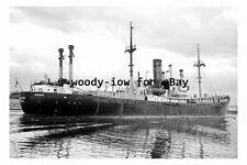 mc4894 - Polish Cargo Ship - Olsztyn in 1969 - photograph