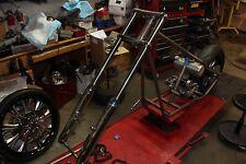 Harley Custom FRONT END Chopper Wide Glide Big Twin Sportster Forks billet