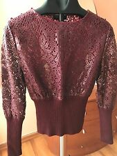 Ports 1961 Evening Top Size 10