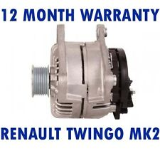 RENAULT - TWINGO - MK2 MK II (CN0_) 1.2 100 TURBO 2007 - 2015 RMFD ALTERNATOR