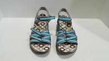 SKECHERS Shape-Ups Womens Multi Color Sport Sandals Size 7.5