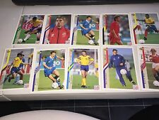 1994 World Cup USA Upper Deck - 15 Cards - English/Spanish