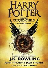 "Harry Potter n the Cursed Child Book Cover Photo Fridge Magnet 2""x3"" Collectible"