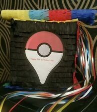 Pokemon Go Pinata filled with Sweets Party & Stick Gaming Can be Personalised