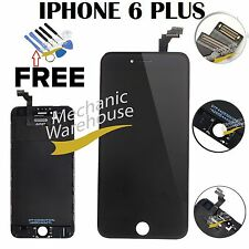 For iPhone 6 Plus 5.5'' LCD Touch Screen Digitizer Assembly Replacement Black UK