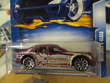 Hot Wheels Mercedes C-Class #129 Purple