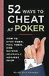 Allan Kronzek - 52 Ways To Cheat At Poker (2011) - Used - Trade Paper (Pape