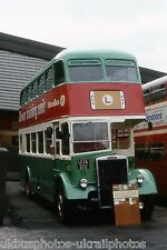 West Yorkshire (WYPTE) PD2 Trainer Bus Photo