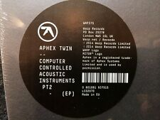 Aphex Twin Computer Controlled Acoustic Instruments Pt2 Warp Records AFX Vinyl