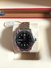 "BRAND NEW Men's OMEGA CO-AXIAL Seamaster ""JAMES BOND"" 300M Watch - LATEST MODEL!"
