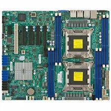 Supermicro X9DRL-iF Server Motherboard - Intel C602 Chipset - Socket R LGA-2011