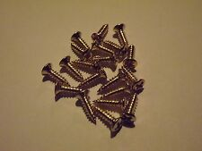 GOLD COLOR Pickguard screws GOLD pick guard screw 20 pieces SRV Fender Strat