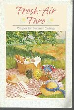 Fresh-Air Fare Recipes for Summer Outings Current 1992 PB/Booklet