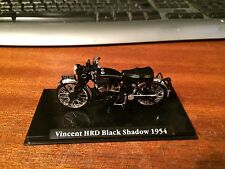 Atlas Editions 1/24 Scale Classic Motorbikes Vincent HRD Black Shadow