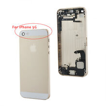 For Apple iPhone 5 Metal Back Housing Door Cover Gold Mid Frame Assembly