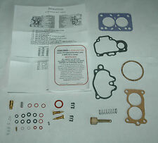 1939 40 CARB KIT LASALLE CARTER MODEL WDO 2 BARREL #'S 423S & 460S  ALL NEW