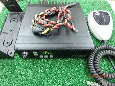 Motorola  Maxtrac VHF Radio 146-174 45 watt 5 pin 16 ch COMPLETE D43MJA7DA5CK