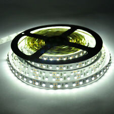 5M 3528 SMD Cool White Non-Waterproof 600 LEDs Strip Super Bright Flexible Light