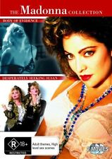 The Madonna Collection (body of Evidence / Desperately Seeking Susan) - DVD Regi