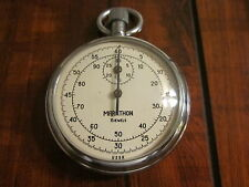 Vintage Marathon Stop Watch,15 Jewels,Movement # 4282,Made In USSR,Working.