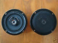 Porsche Radio Speakers fit 356 B C SC T5 T6 New Upgrade 5 Inch Stereo 4 ohm