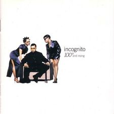 Incognito CD 100° And Rising - Europe