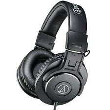 AUDIO-TECHNICA ATH-M30X Professional Monitor Headphones - Garanzia 24 mesi