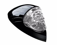 2014-2016 INDIAN CHIEF CHIEFTAIN ROADMASTER BLACK WAR BONNET FRONT FENDER LIGHT
