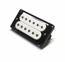 Neck white Adjustable poles Artec Maching Humbucker pickups VH59