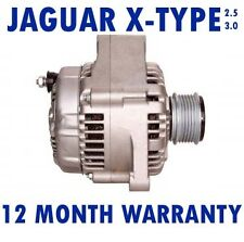 JAGUAR X-TYPE - 2.5 3.0 SALOON ESTATE V6 - 2001 2002 2003 - 2009 RMFD ALTERNATOR
