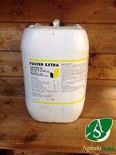 Folter extra concime liquido fogliare radicale 10 LT npk  Boro Ferro Manganese
