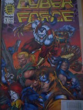 Cyber Force n°1 1994 ed. Image Comics  [G.159]