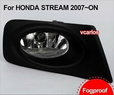 Fog LAMP For HONDA STREAM 2007 ~ON