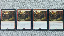 4x 4 x JAPANESE Gamble Playset x4 Eternal Masters, EMA MAGIC NM MTG JPN