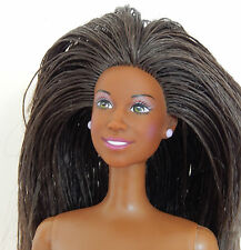 BARBIE NOIRE ACTRICE AMERICAINE / ANNEES 90 /AFICAN AMERICAN / AA