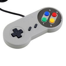 Super Controller USB  Gamepad Joypad  for Nintendo Windows Mac SF SNES PC T7