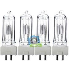 4 x 1000W 1000Ws 3300K Halogen Tungsten Quartz Bulb For Continuous Light 【UK】