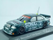 """Mercedes C-Klasse """"SONAX/TABAC""""  #4  B.Schneider  DTM 1994  / Minichamps  1:43"""