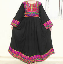 Kuchi Afghan Banjara Tribal Boho Hippie Style Brand New Ethnic Dress ND-168