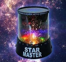 AMAZING SKY STAR MASTER NIGHT LIGHT COSMOS LED PROJECTOR MOOD LAMP KIDS WARS US