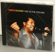 AudioQuest CD VLT 15200: Terry Evans - Fire In The Feelling - 2005 USA SEALED